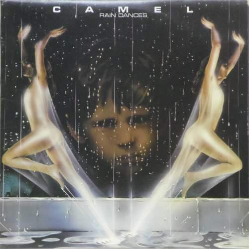 Camel<br>Rain Dances<br>LP