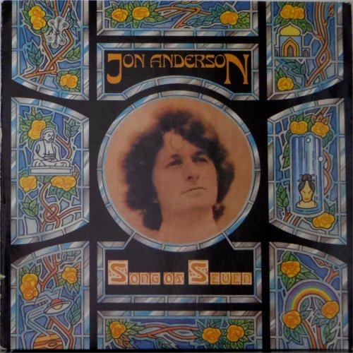 Jon Anderson<BR>Song of Seven<br>LP