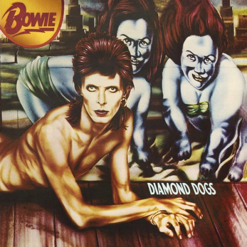 David Bowie<br>Diamond Dogs<br>(New 180 gram re-issue)<br>LP