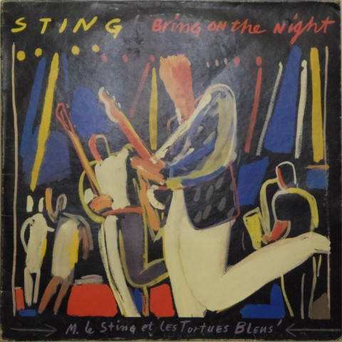 Sting<br>Bring On The Night<br>Double LP