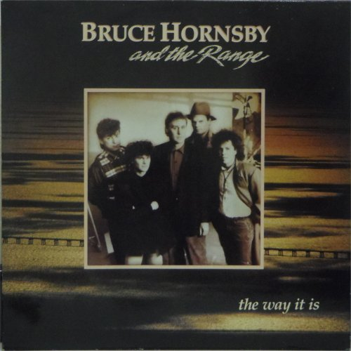 Bruce Hornsby & The Range<br>The Way It Is<br>LP