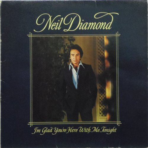 Neil Diamond<br>Here With Me Tonight<br>LP