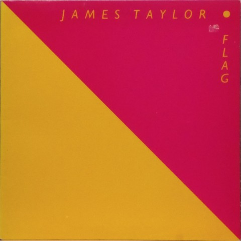 James Taylor<br>Flag<br>LP