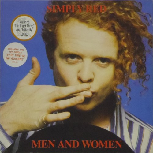 Simply Red<br>Men And Women<br>LP