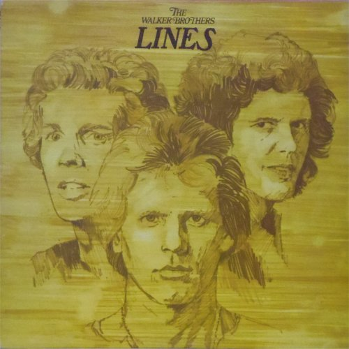 The Walker Brothers<br>Lines<br>LP