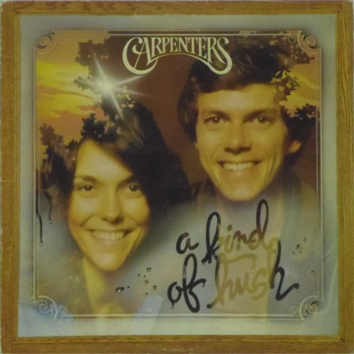 The Carpenters<br>A Kind of Hush<br>LP