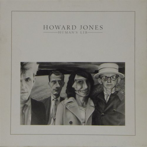 Howard Jones<br>Human's Lib<br>LP