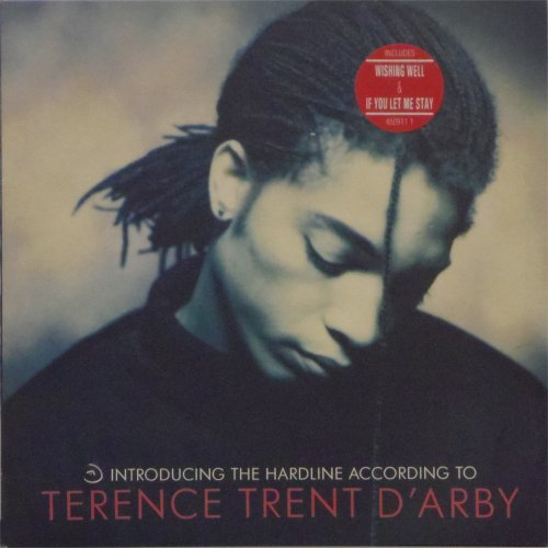Terence Trent d'Arby<br>Introducing The Hardline<br>LP