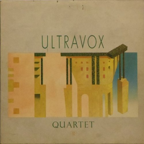 Ultravox<br>Quartet<br>LP