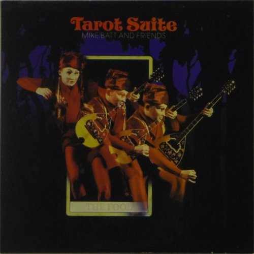 Mike Batt<br>Tarot Suite<br>LP