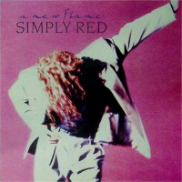 Simply Red<br>A New Flame<br>LP