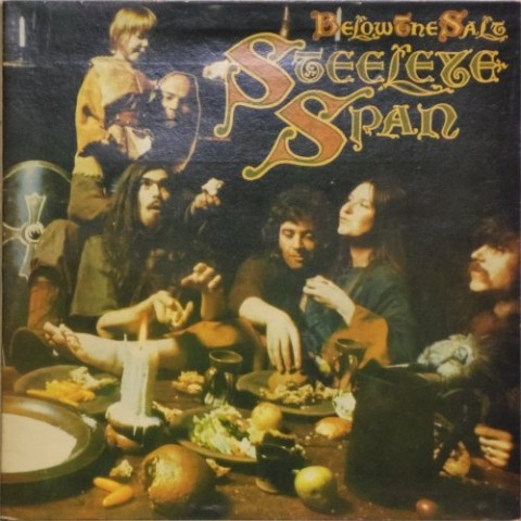 Steeleye Span<br>Below The Salt<br>LP