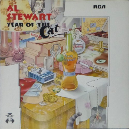 Al Stewart<br>Year of The Cat<br>LP