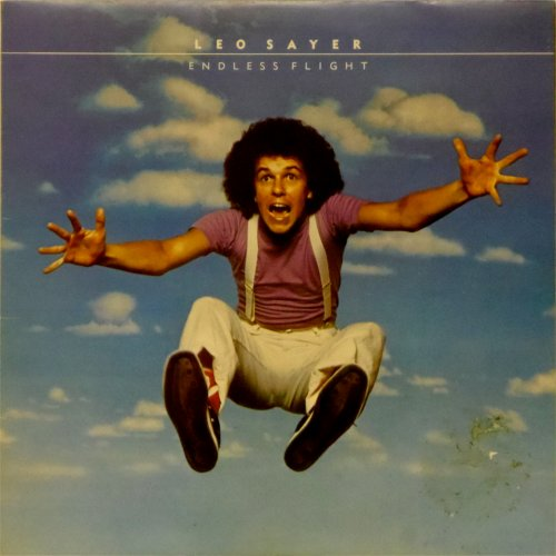 Leo Sayer<br>Endless Flight<br>LP