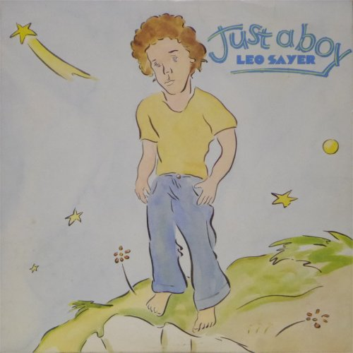 Leo Sayer<br>Just A Boy<br>LP