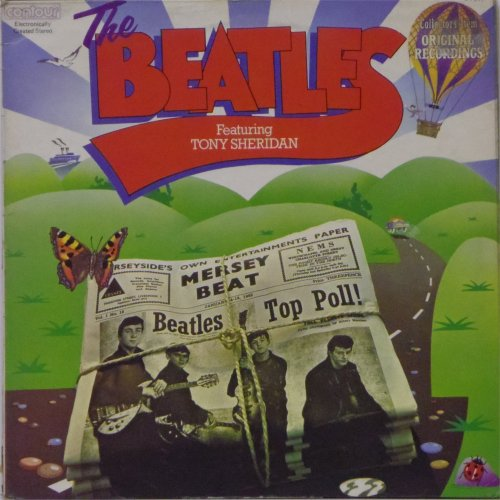 The Beatles<br>The Beatles featuring Tony Sheridan<br>LP