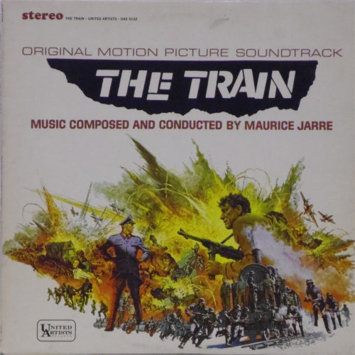 Original Soundtrack<br>The Train<br>LP