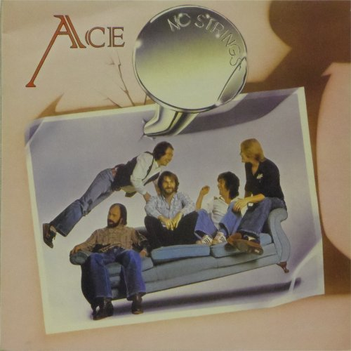 Ace<br>No Strings<br>LP
