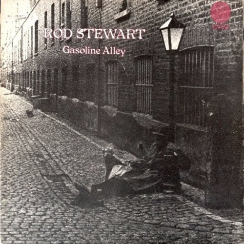 Rod Stewart<br>Gasoline Alley<br>LP