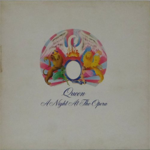 Queen<br>A Night At The Opera<br>LP
