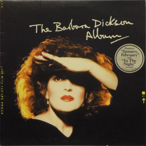 Barbara Dickson<br>The Barbara Dickson Album<br>LP