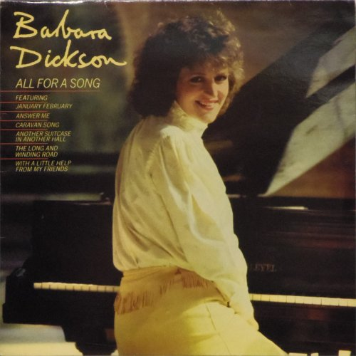Barbara Dickson<br>All For A Song<br>LP