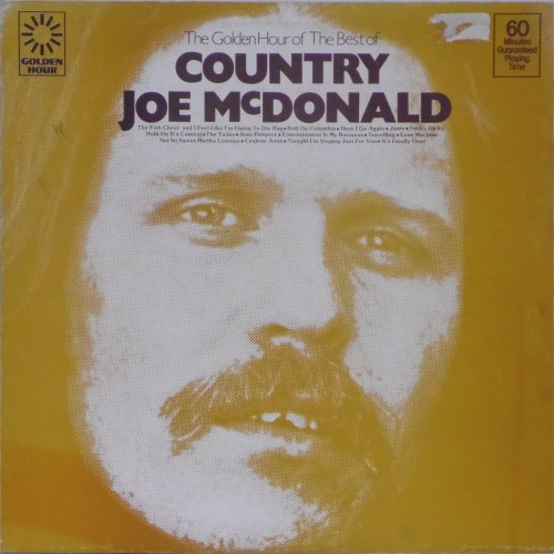 Country Joe McDonald<br>The Best Of<br>LP