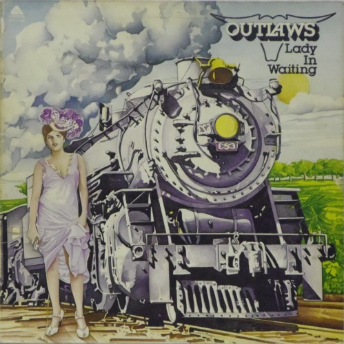 The Outlaws<br>Lady In Waiting<br>LP