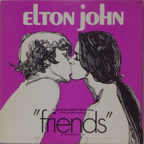 Elton John<br>Friends Soundtrack<br>LP
