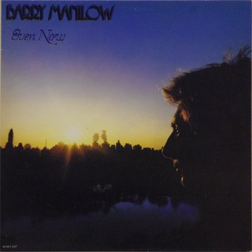 Barry Manilow<br>Even Now<br>LP