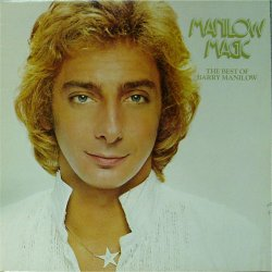 Barry Manilow<br>The Very Best of Barry Manilow<br>Double LP