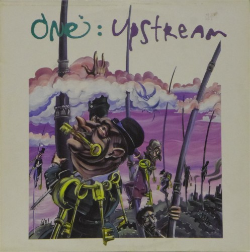 One<br>Upstream<br>LP