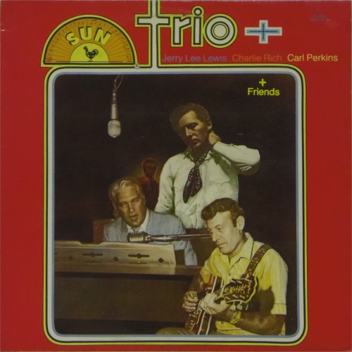 Jerry Lee Lewis<br>Trio Plus<br>LP