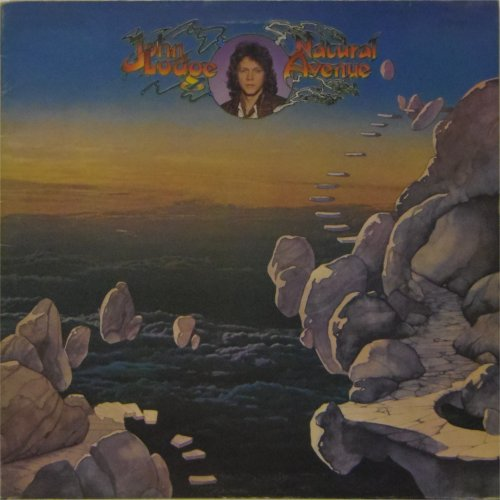 John Lodge<br>Natural Avenue<br>LP