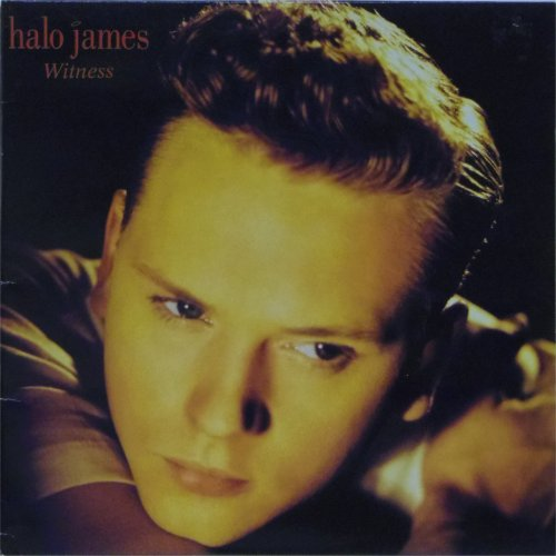 Halo James<br>Witness<br>LP