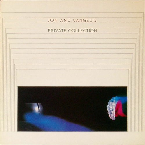 Jon and Vangelis<br>Private Collection<br>LP