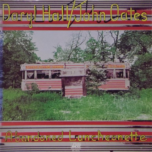 Hall & Oates<br>Abandoned Luncheonette<br>LP