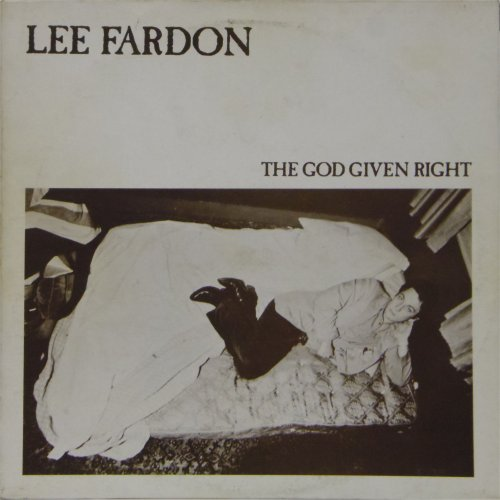 Lee Fardon<br>The God Given Right<br>LP