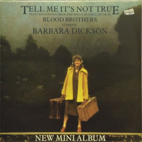 Barbara Dickson<br>Tell Me It's Not True<br>LP