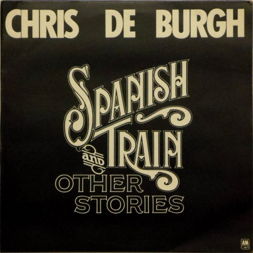 Chris De Burgh<br>Spanish Train<br>LP