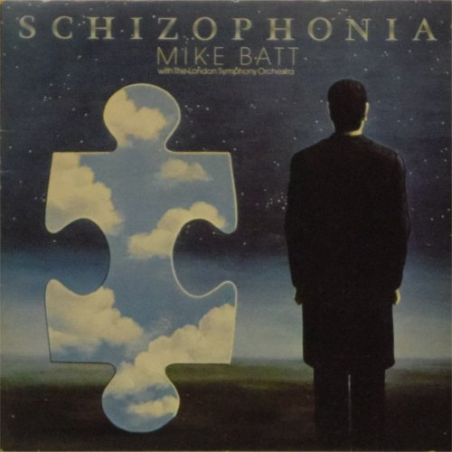 Mike Batt<br>Schizophonia<br>LP