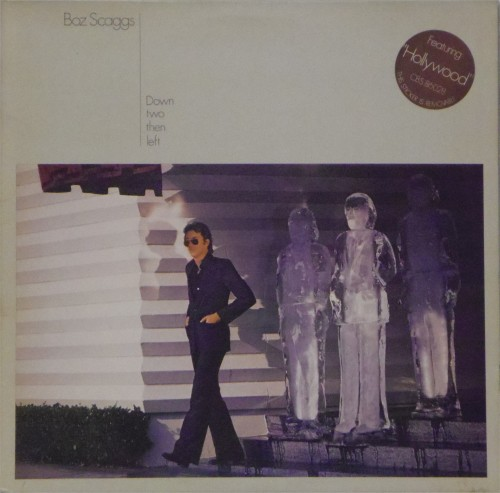 Boz Scaggs<br>Down Two Then Left<br>LP