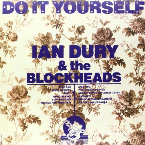 Ian Dury<br>Do It Yourself<br>(New re-issue)<br>LP