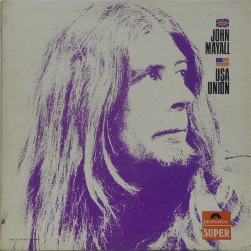 John Mayall<br>USA Union<br>LP