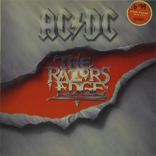 AC/DC<br>The Razor's Edge<br>LP