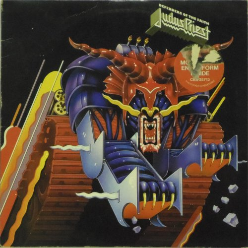 Judas Priest<br>Defenders of The Faith<br>LP