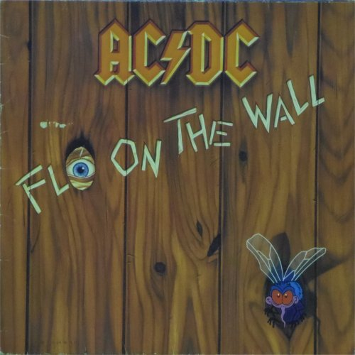 AC/DC<br>Fly On The Wall<br>LP