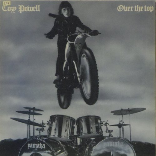Cozy Powell<br>Over The Top<br>LP