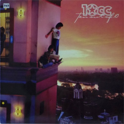 10cc<br>Ten Out of Ten<br>LP
