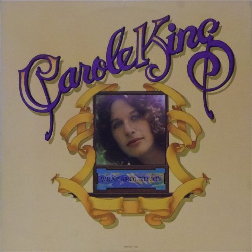 Carole King<br>Wrap Around Joy<br>LP